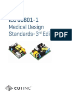 IEC 60601-1 Medical Design Standards - 3rd Edition
