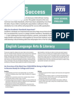 parents guide to student success