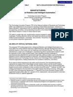 Manufacturing Adv Robotics Intelligent Automation Wp 08 11