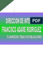 DIRECCION DE INTERNET