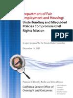 Fair Employment and Housing Final