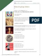 ELLENIZO, fichas de griego clásico_ FICHA 128_ 1ª y 2ª DECLINACION, RESTOS.pdf
