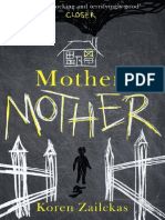 Extract from Koren Zailckas' MOTHER, MOTHER