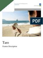 Taro 4 - Ram Analysis Technical Features