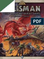 Talisman Rules