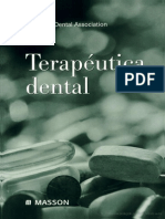 ADA - Terapeutica Dental