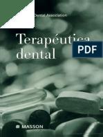 ADA - Terapeutica Dental