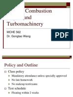 Principle of Turbomachinery mechanical engineering