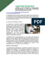 Biofilms y Seguridadalimentaria