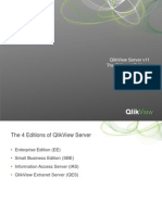 Product Presentation - QlikView Server Editions - V11