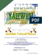 Parashat Shemot # 13 Adul 6014