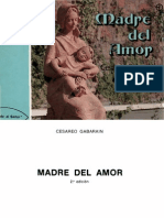 Madre Del Amor, Cesareo Gabarain