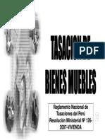 Modelo de Tasacion