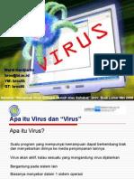 Seminar BudiLuhur VIRUS