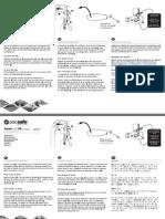 PacSafe SV420 Manual