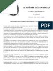 1412 - Règlement prix littéraires Académie Stanislas  - Sadler et Marin