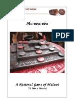 Morabaraba History & Rules