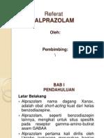 130871497 Presentasi Alprazolam Dm Komang