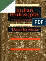Daya Krishna - Indian Philosophy