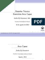 07 Exercício Arco Capaz