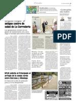 Locales para asociaciones en La Corredoria