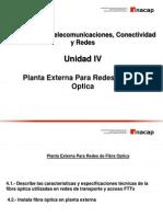 IV Unidad Redes de Fibra Optica 4.1