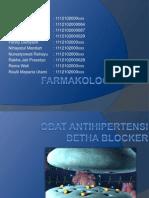 KEL 1 b Bloker Dan Diuretik