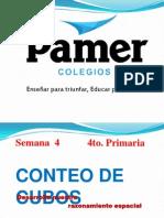 CONTEO DE CUBOS 4º(2012)