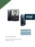 SPA300 User Guide ES