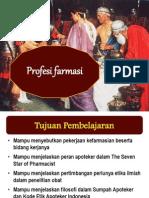 PIF 2013 M-12 Profesi Farmasi