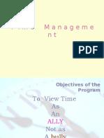Time Management Slides Final
