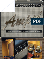 Amped - The Illustrated History of the World's Greatest Amplifiers (Music eBook)