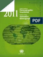 2011 Demographic Yearbook UN