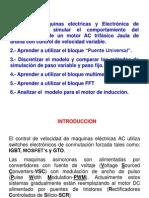 SPWM Motor Induccion