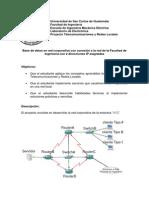 Propuesta Proyecto Laboratorio de Redes