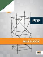 MANUAL MILLSLOCK - EDIÇÃO 2
