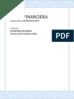 Ensayo Crisis Financiera-economia Mundial