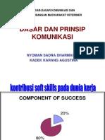 1 Dasar Dan Prinsip Komunikasi