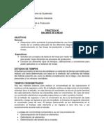 Reporte Práctica 06 Balance de lineas