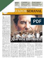 Observador Semanal del 19/12/2013