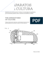 Los Aparatos de La Cultura / The Apparatuses of Culture