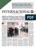 Violencia Contra Policias