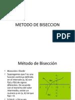 Metodo de Biseccion.ppt