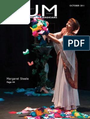 132427727 2011 10 Mum Pdf Magic Illusion Circus Skills