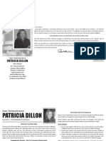 Rep Pat Dillon Violence Prevention