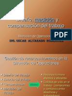 11.-DISEÑO  MEDICION  y  COMPENSAC DEL TRABAJO