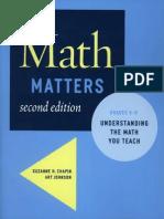 Maths Matters