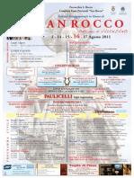 Valenzano (BA) - san Rocco - anno 2011
