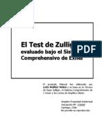 55056105 Manual Test de Zulliger