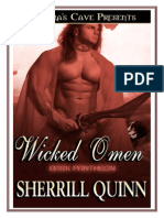[Dark Pantheon 01] Sherrill Quinn - Mau Presságio